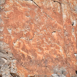 fremontindianstatepark utah petroglyphs 2000yrsold ancient