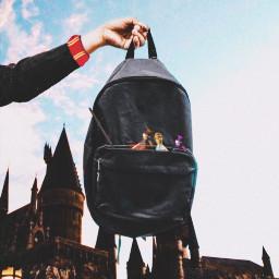 poudlard bag ircdesignthebackpack designthebackpack freetoedit