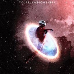 freetoedit yours_awesomeness scifi astronaut spaceart spaceedit nova galaxy space stars spaceman myedit manipulation madewithpicsart