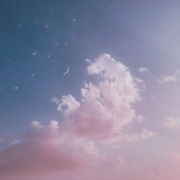 spacer cloudaesthetic pink freetoedit