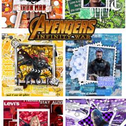 editbyme picsart complex marvel avengers thanos ironman captainamerica hulk blackwidow avengersinfinitywar infinitywar rainbow complexrainbow