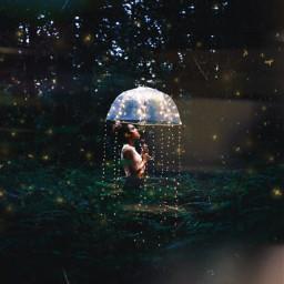 picsart picsarteffects rain firefly freetoedit