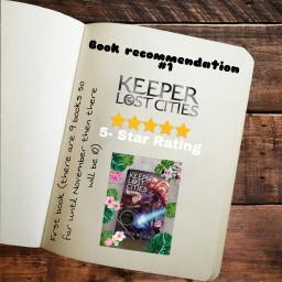 bookrecommendations keeperofthelostcities freetoedit