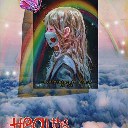 picsart picsartchallenge healtheworld freetoedit irccreateyourownway createyourownway