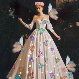 picsart picsartchallenge princess freetoedit srcshinycrystals shinycrystals