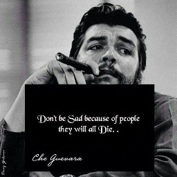 quote thoughts cheguevara rip