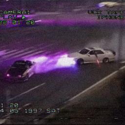 jdm cars drift pfp purple edit freetoedit
