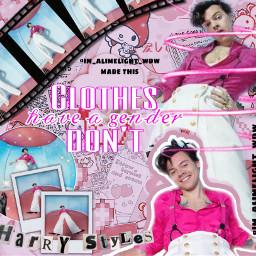 hercontest harrystylesedit pink complexedit fineline harrystyles clothesdonthaveagender freetoedit