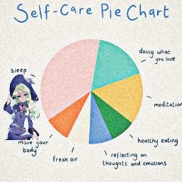 selfcare mine freetoedit
