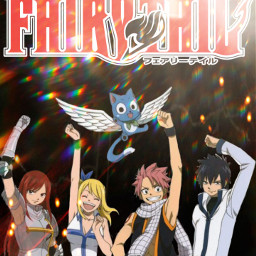 fairytail anime natsudragneel grayfulbuster lucyheartfilia erzascarlett happy animeedit freetoedit