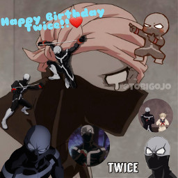 mha bnha twicemha anime animefan otaku mhafan mhatwice animeboy freetoedit