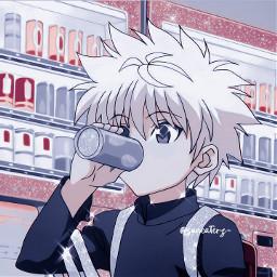 anime hunterxhunter hunterxhunter2011 hxh hxhkillua killuazoldyck killua killuaicon killuaicons killuazoldyckicon glittericon killuaglittericon