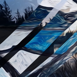 overlay oilpainting painting landscape originalphotos doubleexposure freetoedit