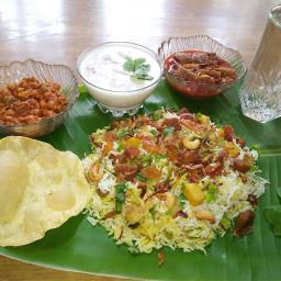 eidmubarak biriyani foodie photography mycooking foodphotography kerala specialbiriyani staysafe stayhome homemade
