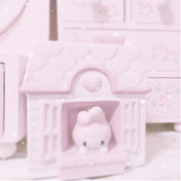 pink babypink sanrio mymelody melody house aesthetic edit cute cutee whiteandpink white friday friyay eyepleasing freetoedit