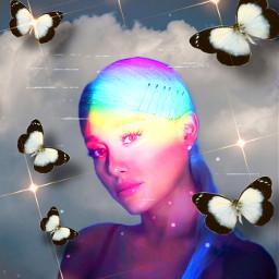 arianator arianagrande lisamanoban lisa lisablackpink angelinajolie freetoedit picsart
