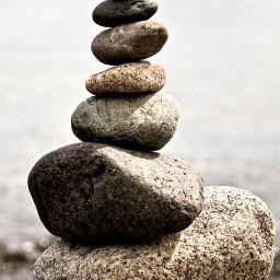 freetoedit stones rocks rockpile nature grey cool ninahayess pcstonemade stonemade