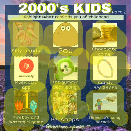 childhood 2000s freetoedit