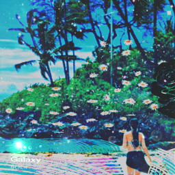 freetoedit night moon flower vintage brillo tumblr rcdoodlerainbows doodlerainbows aesthetic aestheticwallpaper colorpalette edit picsart challenge beach stars inspiration creativity creative editaesthetic emotions dreams naturaleza tumblrgirl