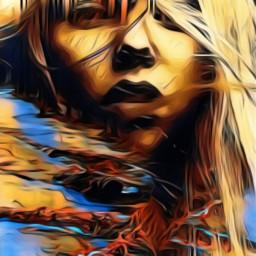 freetoedit edited art inspiration madewithpicsart artistic magiceffects collage dreamscape portrait unsplash