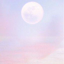 freetoedit pastel background pastelbackground moon sky clouds pink purple orange white