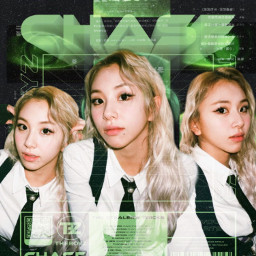 chaeyoungtwice twicechaeyoung chaeyoung twice twiceedit chaeyoungedit green