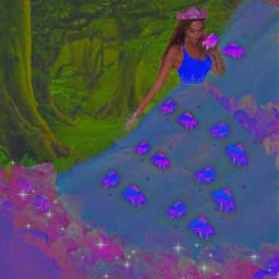 freetoedit creative colorful violet purple picsart srcgoldenfish goldenfish