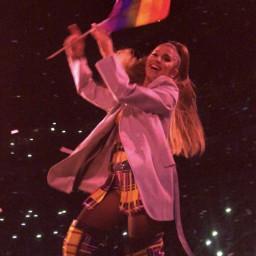 arianagrande happiana pridemonth june pride prideflag rainbow humanrights colorful