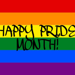happypridemoth pridemonth pride