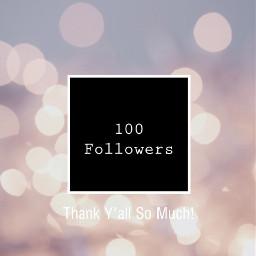 followers 100followers 103followers