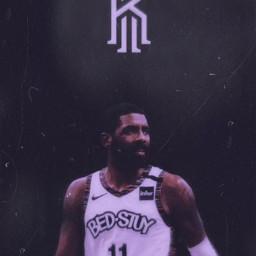 kyrieirving kyrie brooklyn nba nets basketball freetoedit