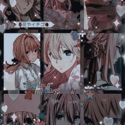 violetevergarden anime aesthetic kawaii icon cute glitter animegirl animeedit animeaesthetic animeicon animesoft animecutegirl animewallpaper wallpaper freetoedit