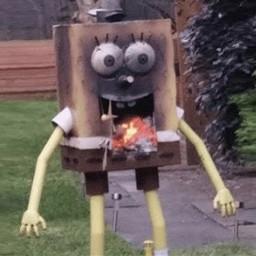 meme spongebob cursed