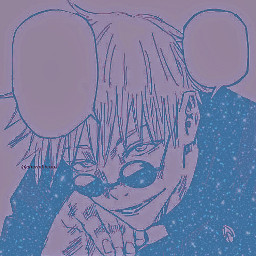gojosatoru gojo gojoicon jujutsukaisen jjk anime manga pfp icon