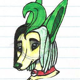 leafeon pokemon furry fursona kachi toxinsoverwhelming myart nomyoc