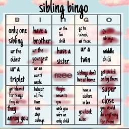 siblings freetoedit