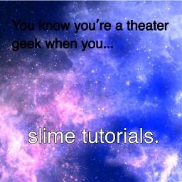 theater theatergeek