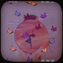 picsart picsartchallenge mirror flower didi_ban_ban freetoedit ircdancinginthedesert dancinginthedesert