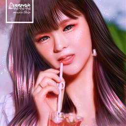 kpop kpopedit canrnve_edit ibispaintx 2021 twice jeongyeon twice_jeongyeon freetoedit