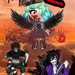 killergirl kill freetoedit