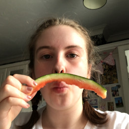 watermelon shifting sleepover