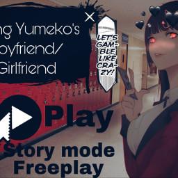 kakegurui kakeguruiedit yumekojabami yumeko yumekoedit animeedit anime animegirl freetoedit