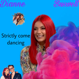dianne diannebuswell strictlycomedancing freetoedit