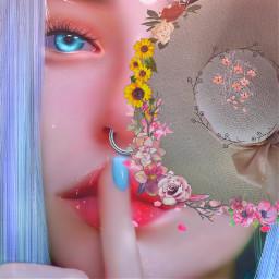 picsart picsartchallenge flores fondorosas fondoflores rosas didi_ban_ban freetoedit ircdesignthesunhat designthesunhat