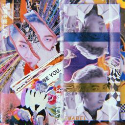 bts namjoon kimnamjoon btsedit btsnamjoon rm kpop kpopedit graphicdesign aesthetic