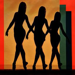 silhouette unsplash ircdancersilhouette dancersilhouette