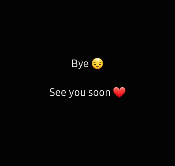 ALL MY FRIENDS ❤#bye