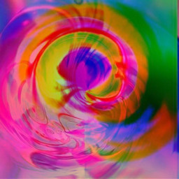 abstract rainbow love colorful freetoedit
