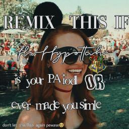 freetoedit harrypotter remix cherylblossom madelainepetsch