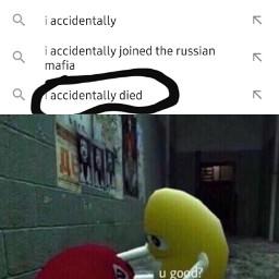 meme helpiaccidentalydied